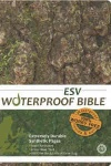 ESV Waterproof Bible, Camouflage