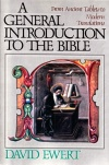 A General Introduction to the Bible **