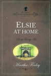 Elsie Dinsmore Collection - Elsie at Home # 22