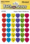 Faith that Sticks - Happy Heart Miniatures - Stickers