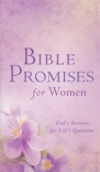 Bible Promises for Women (Gift Book)