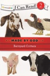 Barnyard Critters - I Can Read! Series
