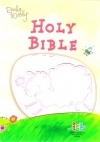 ICB Really Woolly Holy Bible - Pink Imitation Leather