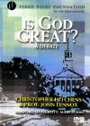 DVD - Is God Great?  A Debate
