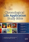 KJV - Chronological Life Application Study, Hardback