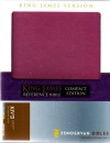 KJV Compact Edition - Orchid / Butter Cream - Duo Tone