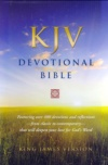 KJV Devotional Bible, Black Flexisoft