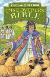 KJV - Discover's Bible - Large Print Children's Bible