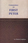 A Commentary on First Peter - CCS