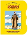 Jonah and the Big Fish - Famous  Bible Stories - Board Book