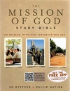 HCSB - Mission of God Study Bible, Paperback