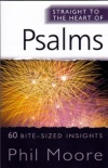 Straight to the Heart of Psalms - STTH