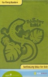 NIrV - Adventure Bible, Imitation Leather Jungle Green