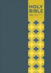 NIV Pocket Blue Soft-Tone Bible with Clasp