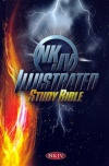 NKJV - Illustrated Study Bible for Kids, Boys Hardback Edition