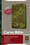 NLT - Compact Camo Green Canvas