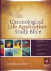 NLT - Chronological Life Application Study Bible, Hardback