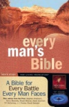 NLT - Every Man's Bible, Hardback