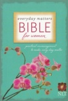 NLT - Everyday Matters Bible for Women, Hardback