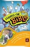NLT Hands On Bible - Paperback