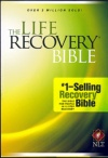 NLT Life Recovery Bible, Paperback