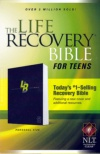 NLT - Life Recovery Bible for Teens