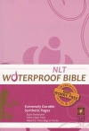 NLT - Waterproof Bible, Pink