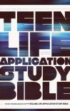 NLT - Teen Application Study Bible, Hardback