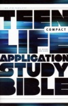 NLT - Teen Life Application Study Bible, Compact Paperback