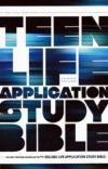 NLT - Teen Life Application Study Bible, Paperback