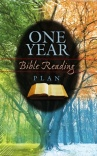 Tract - One Year Bible Reading Plan (pk 25)