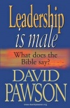 Leadership is Male, What Does the Bible Say?