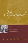 1 Samuel - Reformed Expository Commentary - REC