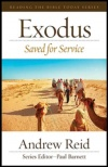 Exodus, Saved for Service