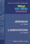 Jeremiah and Lamentations - WTBT
