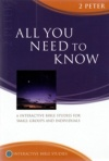 2 Peter - All You Ned to Know -  Matthias Media Study Guide