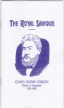 The Royal Saviour (Classic Booklet) - CBS