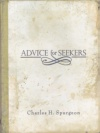 Advice For Seekers, Hardback Edition