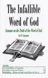 The Infallible Word of God  (Classic Booklet) CBS