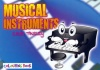 Colouring Book - Musical Instruments
