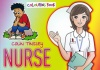 Colouring Book - Nurse