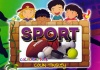 Colouring Book - Sport