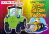 Colouring Book - Tractors & Farm Machinery