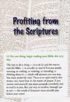 Tract - Profiting from the Scriptures  (pack of 10)