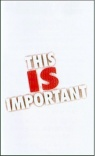 Tract - This is Important  (100 Pack)