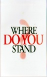 Tract - Where do You Stand?  (100 Pack)