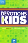One Year Book of Devotions for Kids vol 2