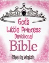 ICB - God's Little Princess Devotional Bible