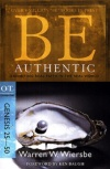 Be Authentic - Genesis 25-50 - WBS