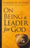 On Being a Leader for God **